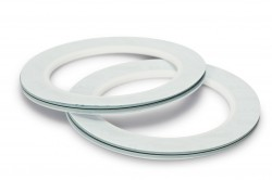 Non-metallic flat gaskets Enveloped PTFE