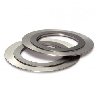 Semi-metallic flat gaskets