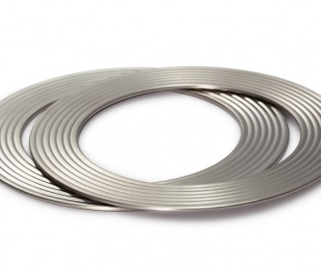 Semi metallic gaskets Metal jacketed