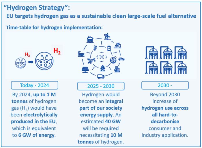 EU H-2 Strategy Explained